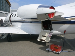 RBSC100 on a Citation XLS