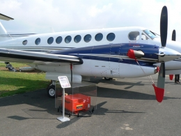 RBSC150 on King Air