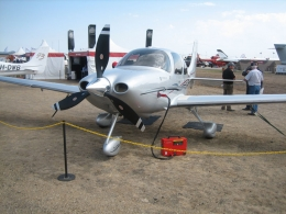 RBSC50 on Cirrus SR22